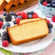 The Best Vanilla Bean Pound Cake Recipe