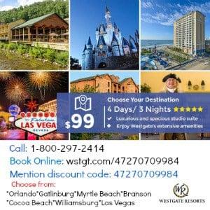 Book a Fun Vacation Getaway