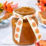 Easy Homemade Pumpkin Butter Recipe