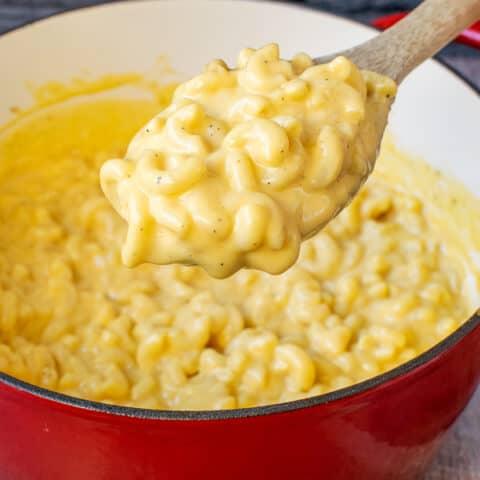 Creamy Stovetop Mac and Cheese Recipe