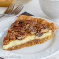 Best Pecan Cheesecake Pie Recipe