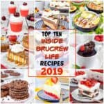 Top Ten BruCrew Recipes from 2019