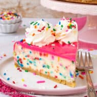 Funfetti Cheesecake Recipe