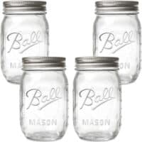16 ounce canning jars