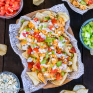 Buffalo Chicken Chips – Disney Copycat Recipe