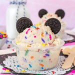 Edible Cookie Dough - Disney Copycat Recipe