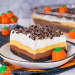 Chocolate Pumpkin Lasagna
