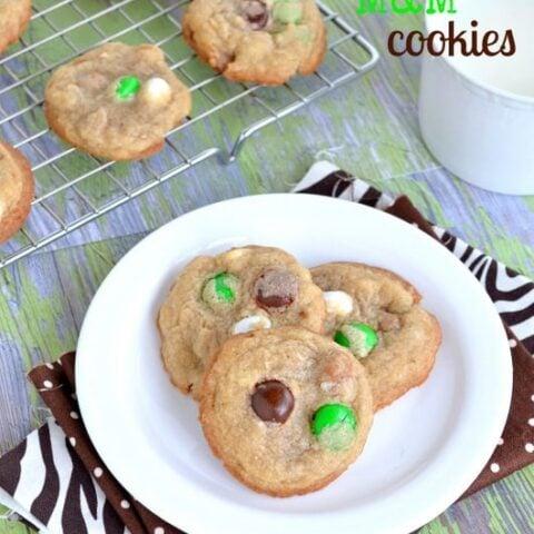 Caramel Coconut Cookies