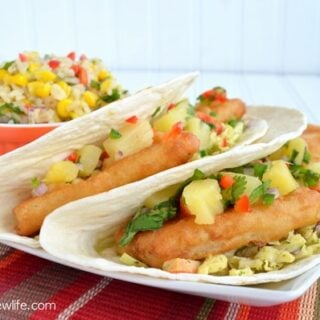 Citrus Fish Tacos Recipe