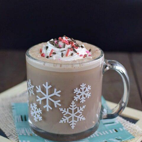 Peanut Butter Chocolate Latte Recipe