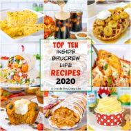 Top Ten BruCrew Recipes from 2020