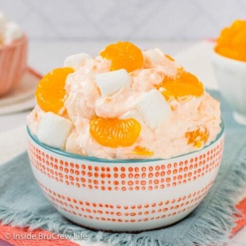 Orange Fluff Recipe
